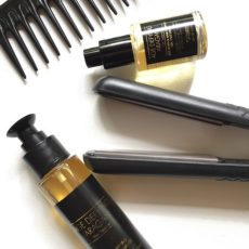 How to use a Flat Iron On Natural Hair